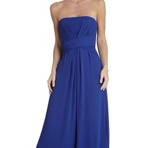 BCBG Max Azria Whitley Strapless Gown